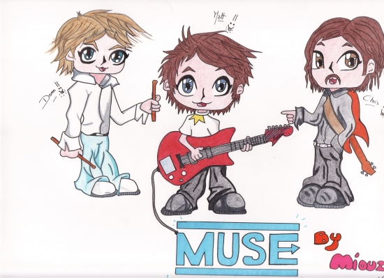 Muse by Miouze